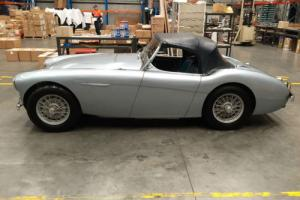 1956 Austin Healey 100/4 BN2 RHD Photo