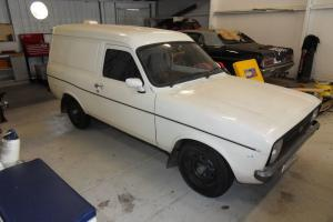 Ford Escort VAN in QLD