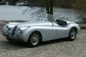 1954 Jaguar XK140 OTS Photo