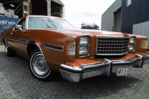 1977 Ford Ranchero Brougham Automatic V8 Utility in QLD Photo
