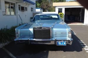 1979 Ford Lincoln Town CAR in QLD