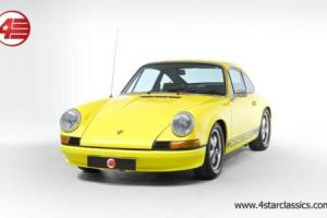 FOR SALE: Porsche 911T 2.4 MFI 1972