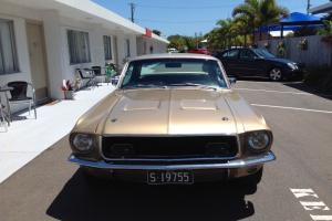 1968 Mustang California Special in QLD
