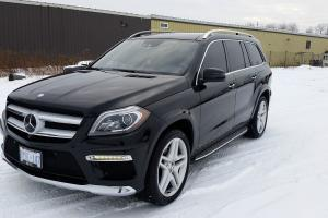 Mercedes-Benz: GL-Class AMG Package Photo