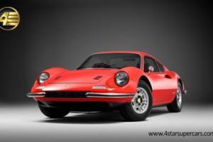 FOR SALE: Ferrari Dino 246 GT 1971