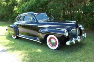 1941 Buick Sedanette in QLD