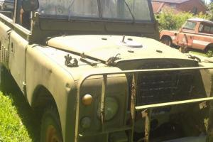 1978 Land Rover Series 3 Military UTE in NSW