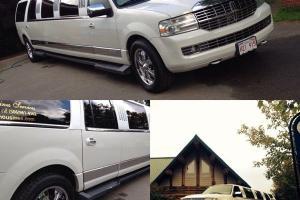 Lincoln: Navigator limousine