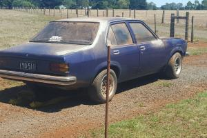 LH Torana Project in VIC