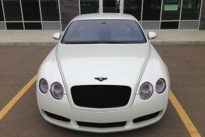 Bentley: Continental GT GT