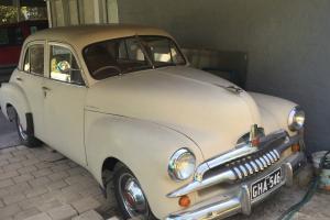 F J Holden Sedan