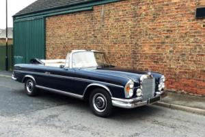 1964 Mercedes 300SE Cabriolet Photo