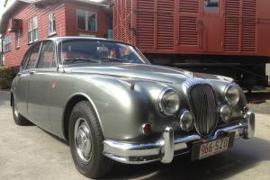 1964 Daimler 2 5L V8 Saloon