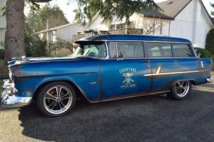 Chevrolet: Bel Air/150/210 210 2door wagon