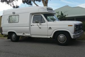 Ford F100 1984 351 Automatic Ambulance F150 in VIC