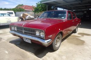HK Brougham Suit GTS Monaro Buyer HT HG Factory V8 307 Chev Glide Restoration in SA