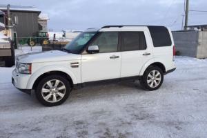 Land Rover: LR4 HSE Sport Utility 4-Door