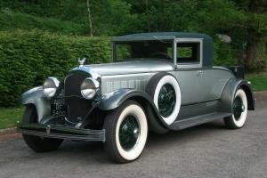 1928 Chrysler Imperial L80 Lebaron Club Coupe Ultra Rare 1OF 2 Left OF 25 Made