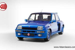 FOR SALE: Renault 5 Turbo 1981