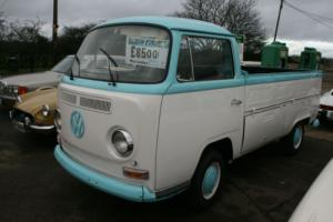 Volkswagen T2 Dropside Photo
