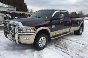 Dodge: Ram 3500 long horn
