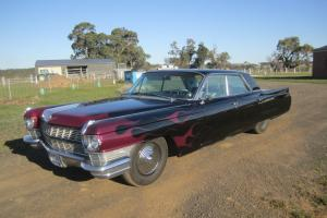 1964 Cadillac Series 62 RAT ROD HOT ROD BIG Block Cruiser in VIC