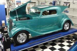 Chevrolet: AWARD WINNING 3 window