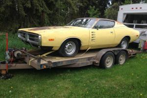Dodge: Charger rally
