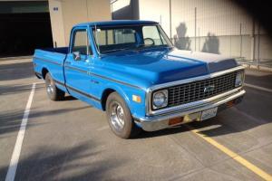 1971 Chevrolet C10 Pick UP