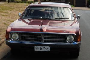 1973 Valiant Regal Wagon in SA