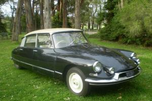 Citroen DS 1960 French Built ID19
