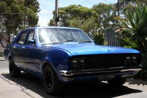 Holden HT Kingswood With HG Premier Front END in SA