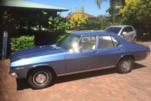 Holden HQ Premier 1972 in NSW