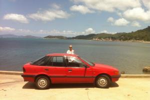 Mitsubishi Lancer 1991 Photo