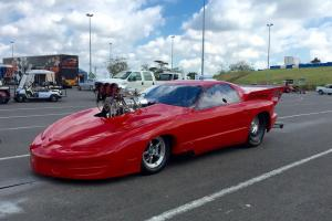 Pontiac Trans AM Promod Supercharged Outlaws Drag Race Show CAR in VIC