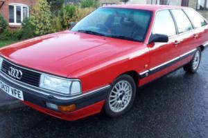 1987 Audi 200 Avant Quattro Turbo Photo
