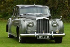 1962 Bentley S2 Saloon Photo