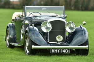 1950 Bentley Mark VI Big Bore Special