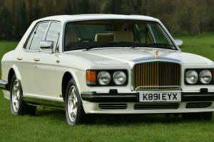 1993 Bentley Turbo R 6.8 auto Lwb Hooper. Photo