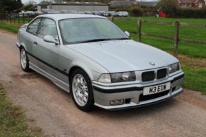 1996 BMW M3 3.2 M3 EVOLUTION 2D 316 BHP FSH