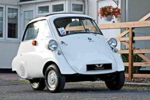 BMW ISETTA LHD 1960 Petrol Manual in White