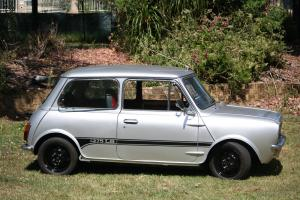 Leyland Mini LS 1978 2D Sedan Manual 1 3L Carb Seats