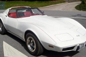 1977 (R) Corvette 5.7 Auto T Top Stunning Looks £8295