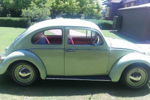 VW Beetle 1962 Near Mint