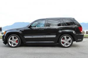 Jeep: Grand Cherokee SRT8