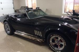 Chevrolet: Corvette STRINGRAY