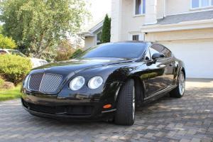 Bentley: Continental GT DIAMOND SERIES (1 OF 400 MADE)