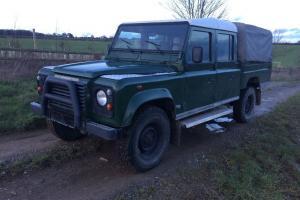 Land Rover: Defender Crew cab