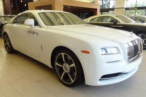 Rolls-Royce: Other Wraith