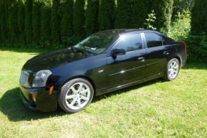 Cadillac: CTS V Sedan 4-Door